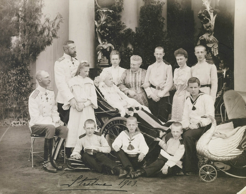 Miraculous Photos Of The Russian Royal Family English Russia Download Free Architecture Designs Scobabritishbridgeorg