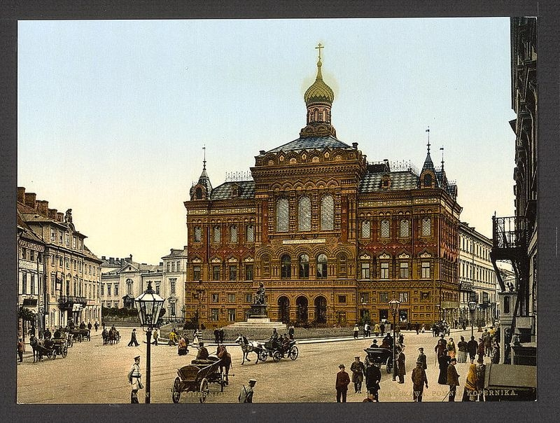 19thcentury001 124 Russian Cities In the XIX Century