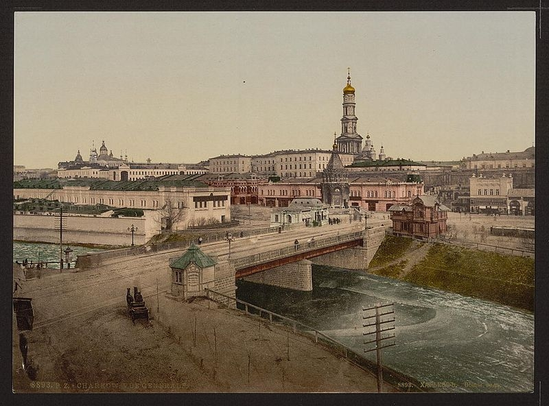 19thcentury001 223 Russian Cities In the XIX Century