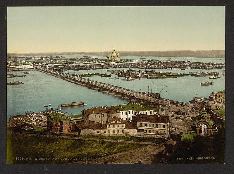 19thcentury001 239 Russian Cities In the XIX Century