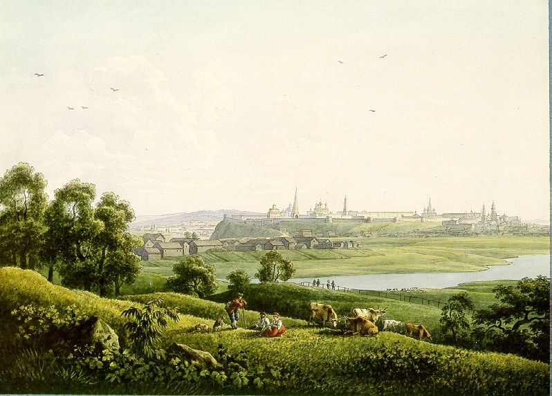 19thcentury001 41 Russian Cities In the XIX Century