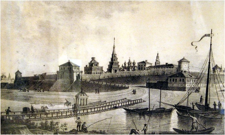19thcentury001 42 Russian Cities In the XIX Century