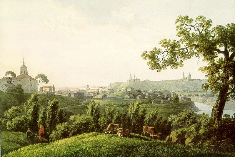 19thcentury001 43 Russian Cities In the XIX Century