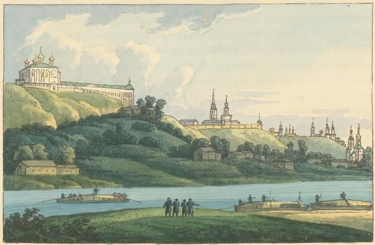 19thcentury001 45 Russian Cities In the XIX Century
