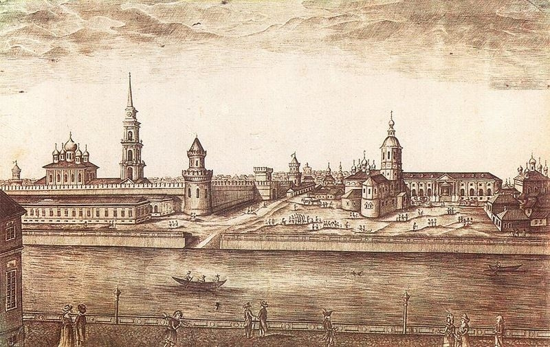 19thcentury001 48 Russian Cities In the XIX Century
