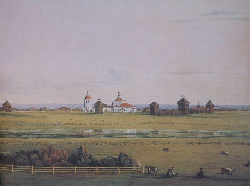 19thcentury001 58 Russian Cities In the XIX Century