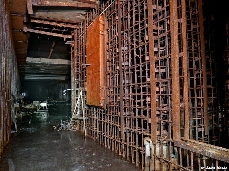 Abandoned Northern Navy Base