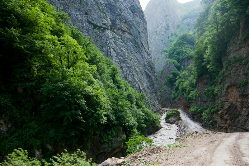 Machu Picchu On the Former USSR Territory