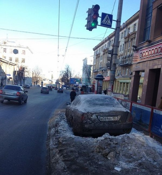 News From Russian Roads, Part 52