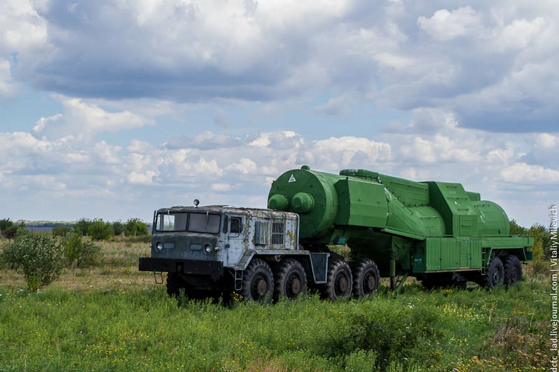 Russian Strategic Missile Forces In One Place