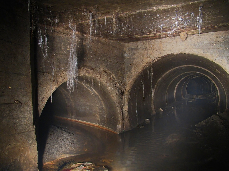 Another Underground River of Moscow