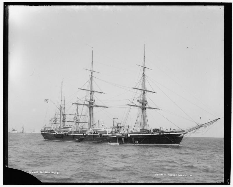 Rynda Ships Of The Russian Fleet