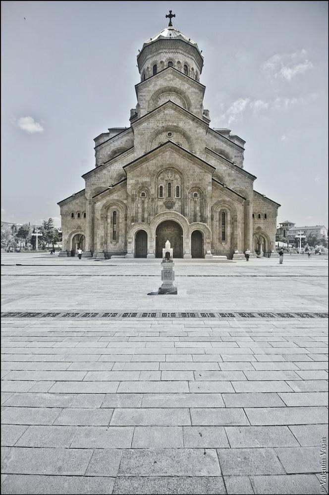 Main Orthodox Temple of Georgia
