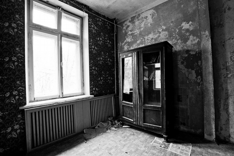 The Walls Keeping Memories