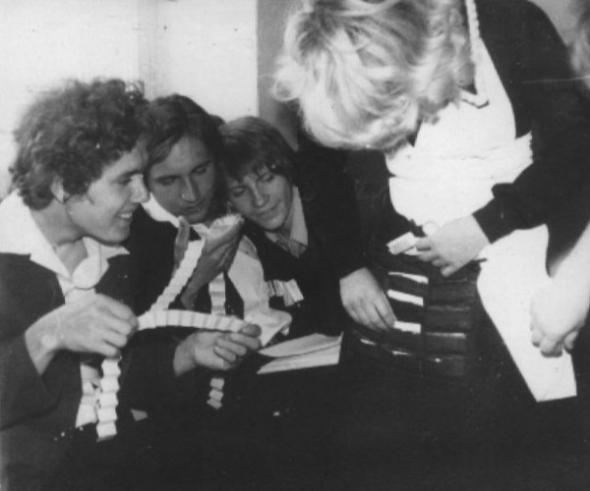 One School Album 1967-1977