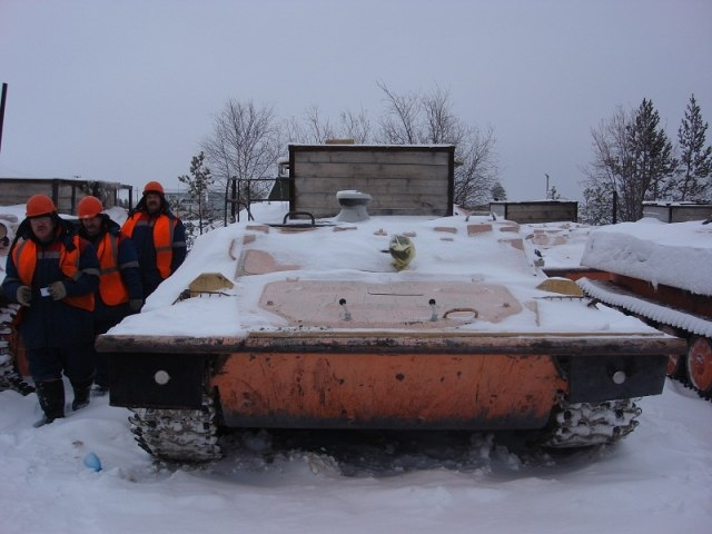 Hi Tech Oil Scouts Deep In Siberian Woods