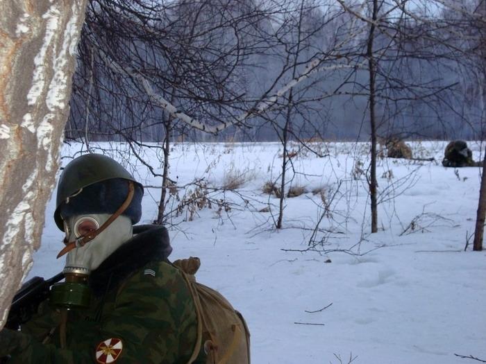 Serving In Siberia