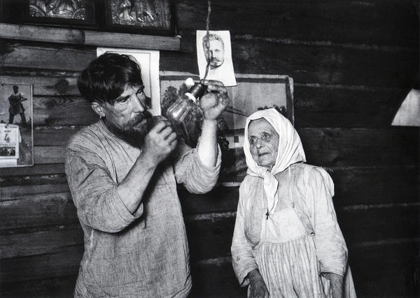Soviet People Before the War