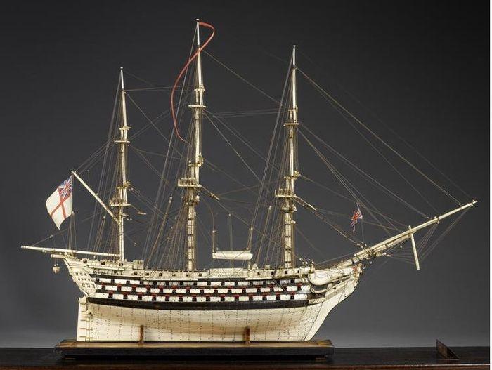 Ships Made of Bones