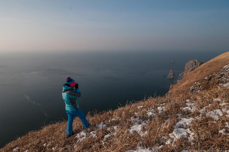 Shkota: Far Eastern Island Left By People