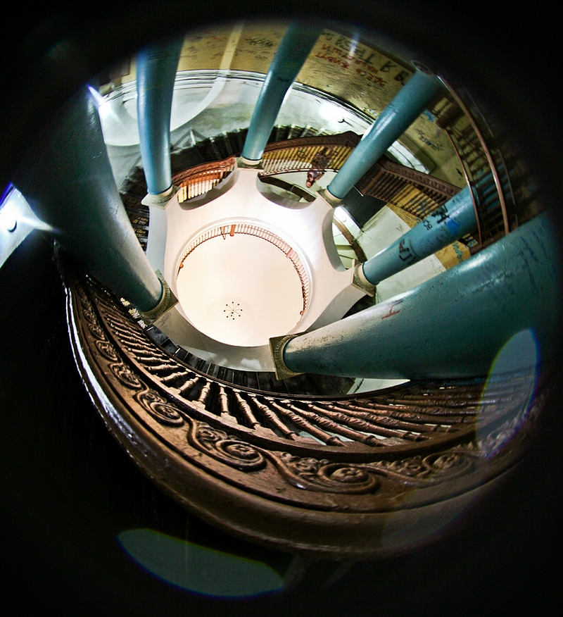 Stairways of St. Petersburg