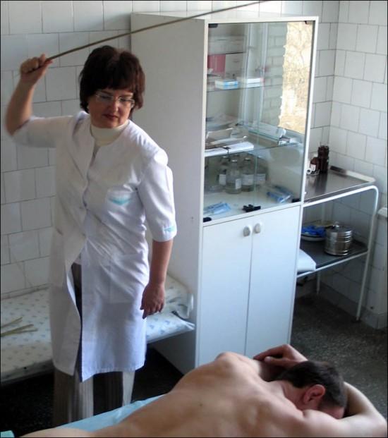 Severe Siberian Treatment