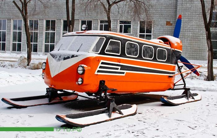What Is Common Between A Bus On Skis And a Helicopter?