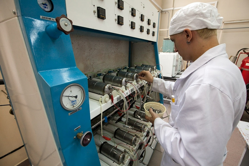 Production of Solar Panels For Space