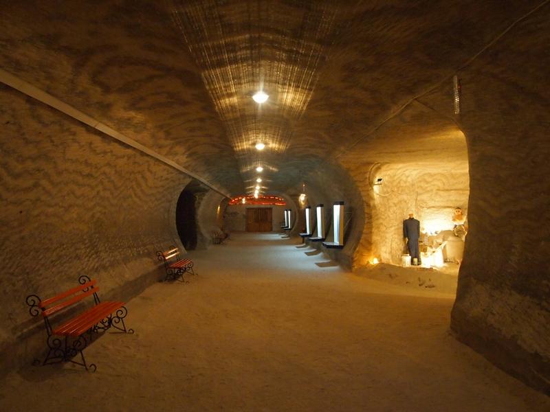 Salt Mines Of Soledar