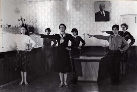 Production Gymnastics In the USSR