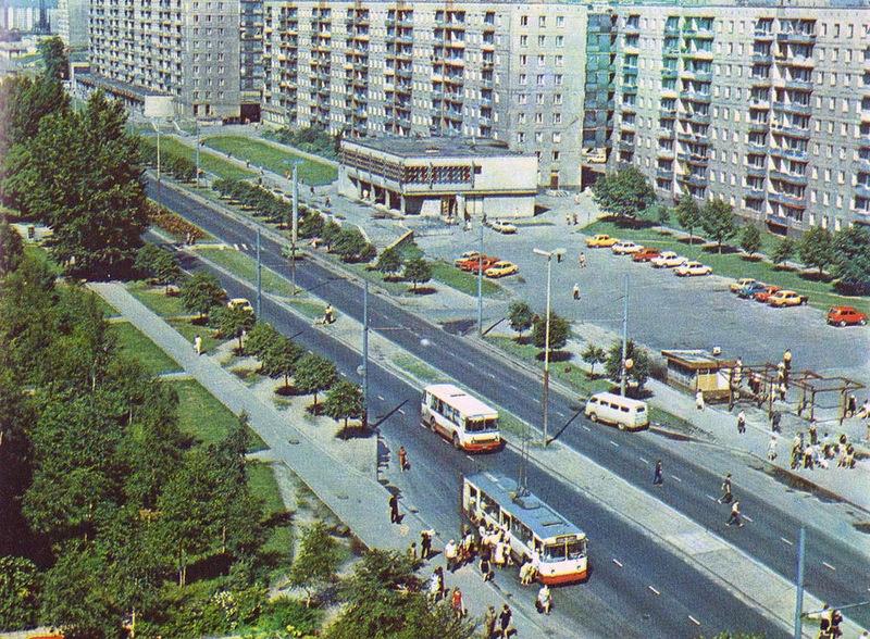 Architecture of Soviet Kaliningrad