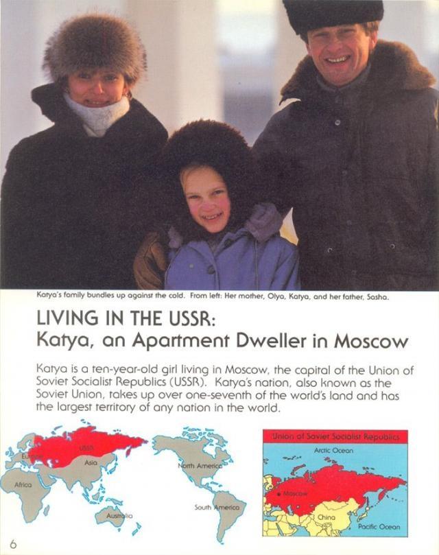 Life of a Soviet Child