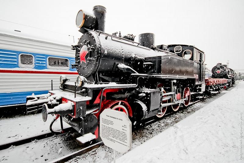 Development Of Soviet Railway Transport