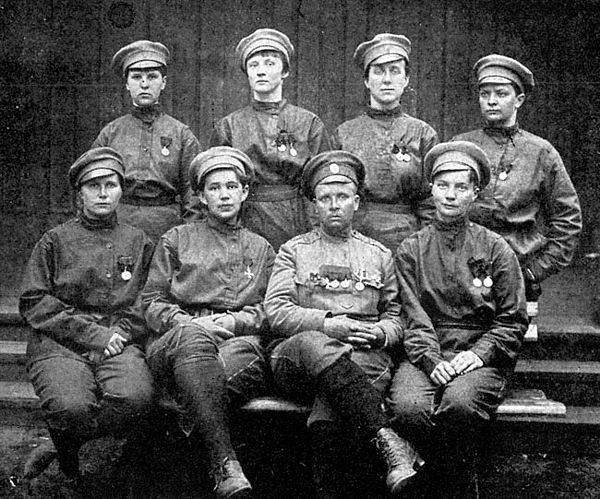Womens Battalions Of Death