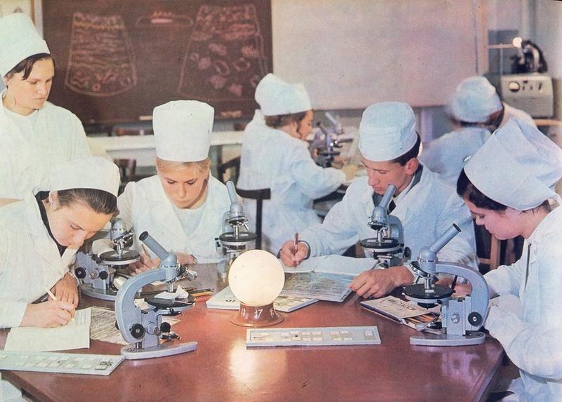 Soviet Medicine of 1970