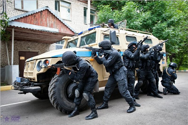 Fuerzas Armadas de la Federación Rusa Specialforcesmission001-18