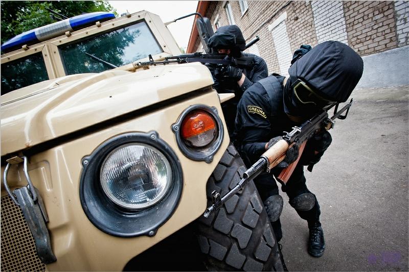 Fuerzas Armadas de la Federación Rusa Specialforcesmission001-22