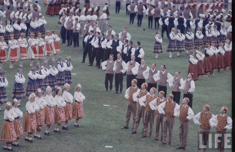 Rocket Sports Festival In The USSR