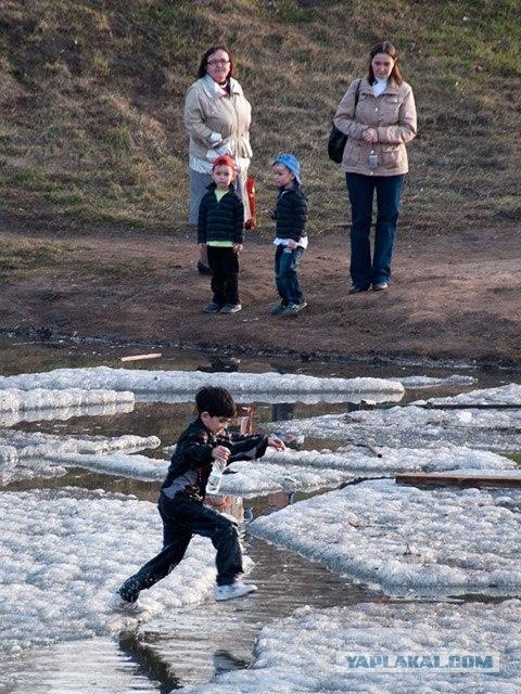 Spring Fun In Ufa