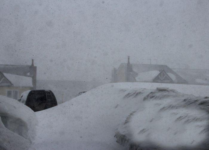 Spring In Yuzhno-Sakhalinsk