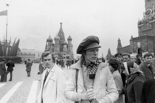 Foreign Stars In the USSR