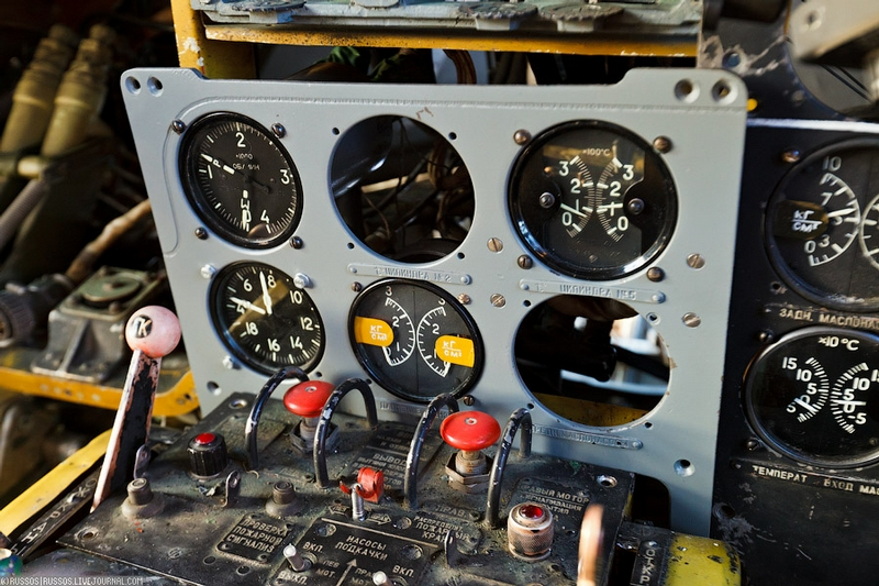 Starting Up The Ilyushin Il-14T