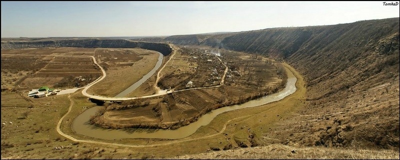 Valley Settled Many Centuries Back