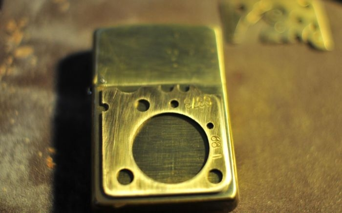 Do-It-Yourself: Handmade Steampunk Lighter