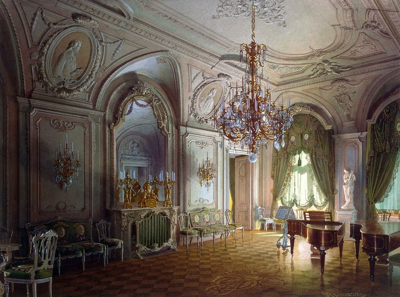 Mansion of a Russian Banker Back In the XIX Century