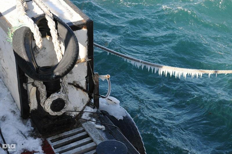 Hurricane In A Russian Sea Port, Part 2
