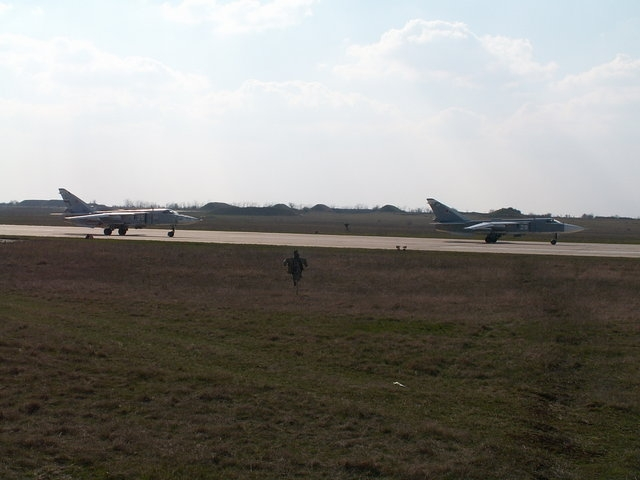 Su-24 Low And High