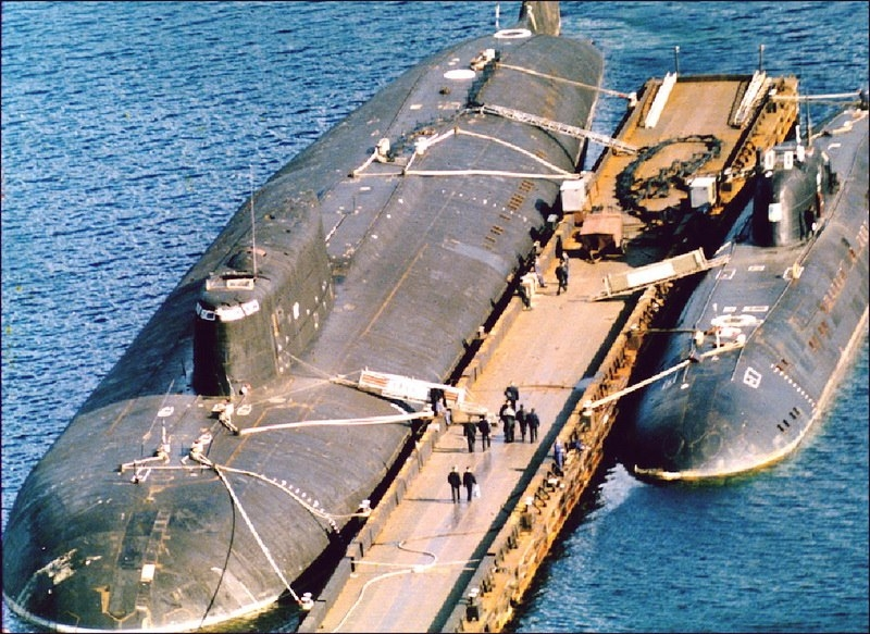 The Pacific Fleet Submarines