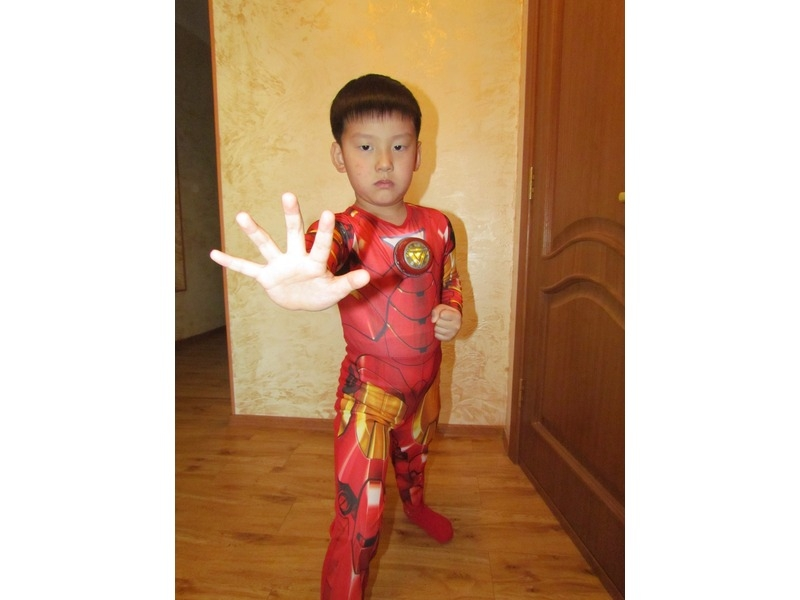 Best Super Hero Costume Competition For Kids