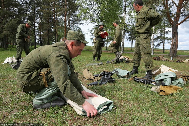 Survival Training Course To Become a Contract Soldier